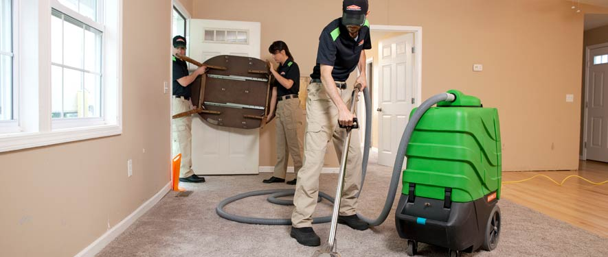 Wexford, PA residential restoration cleaning